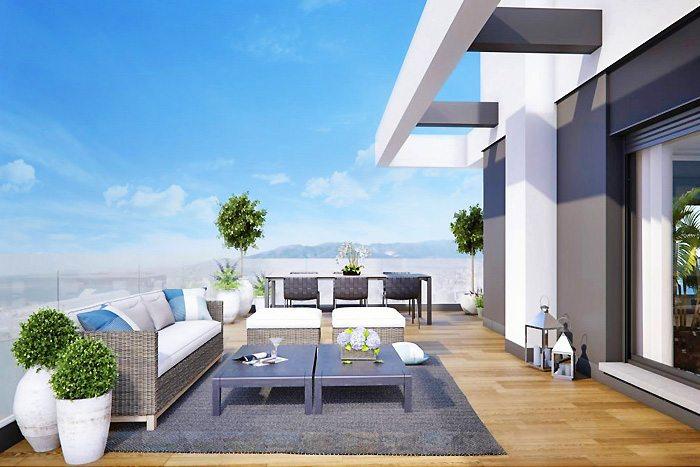 New Apartments Malaga Terrazas De Malaga From 200 000
